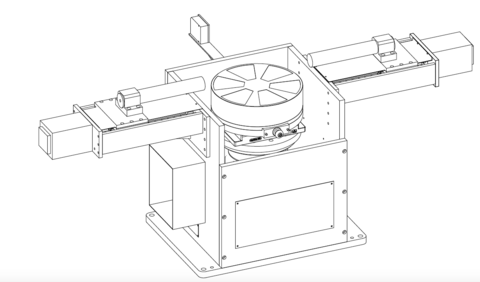 Automatic Set-up Table