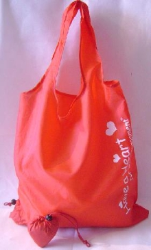 Heart Shaped Fund Raising Bag