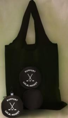 Hockey Fund Raising Bag