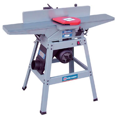 """King 6"""" Woodworking Jointer"""