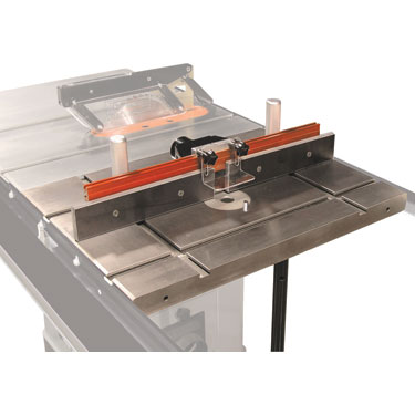 King industrial router table fence attachment greentooth Image collections