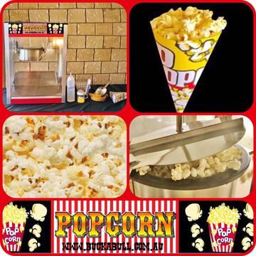 Popcorn Machine Hire: