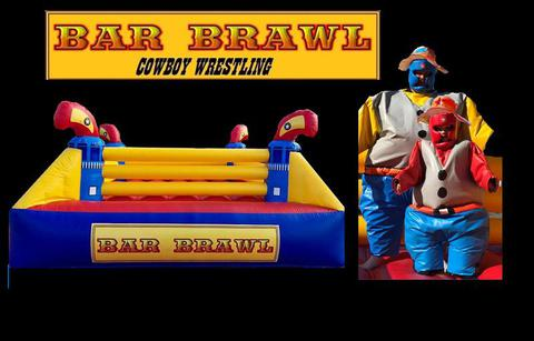 BAR BRAWL - Sherrif and Outlaw Suits