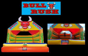 Bull Rush ( Adults Castle)