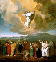 The Ascention of the Lord