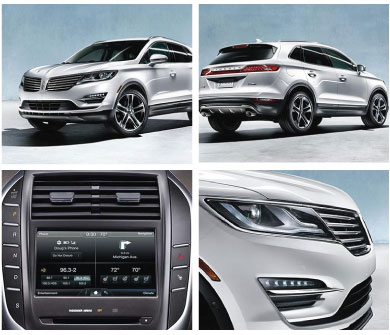 the all new 2015 lincoln mkc at Stivers Ford Lincoln of Waukee Iowa. All New 2015 Lincoln MKC.