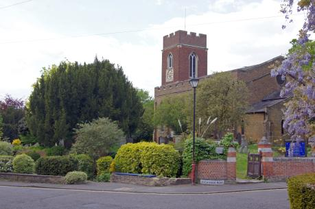 History of Staines Village