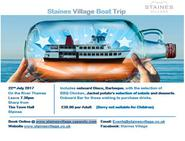 2017 Thames River Boat Cruise