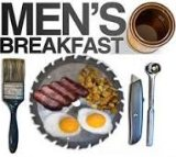 Men's Breakfast & Bible Study