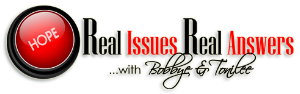 Real Issues Real Answers w/Bobbye & Tonilee TV Show