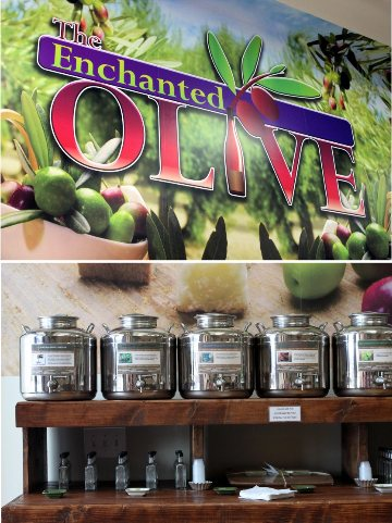 Welcome to The Enchanted Olive!