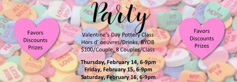 Special Events: Valentine's Day Parties