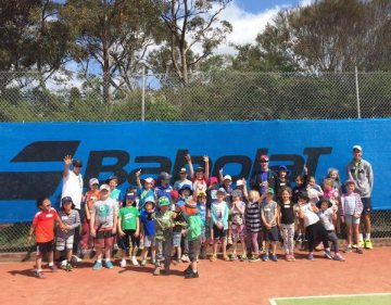 WYATT PARK TENNIS CENTRE MULTI-SPORT CAMPS