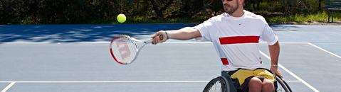 Wheelchair Tennis Classes