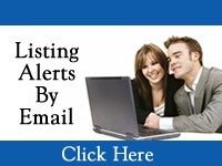 Listing Alerts By Email
