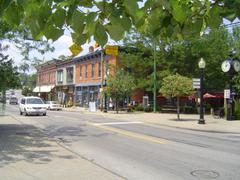 Commercial District Revitalization