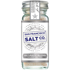 Ultimate Salt Blend- Glass Shaker 4 oz