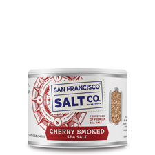 5oz Stackable - Smoked Cherrywood Salt