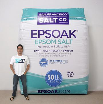Float Therapy Trend Grows, Buoyed by U.S.A. Epsom Salt