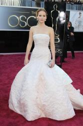 Jennifer Lawrence's red carpet beauty secret