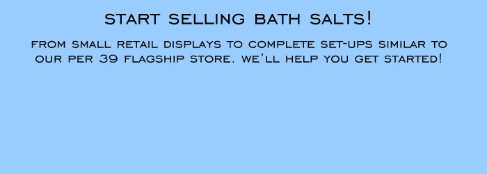 Sell Bath Salts