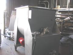 20 cubic feet Ribbon Blender