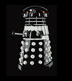 Darlek Headphones T-Shirt