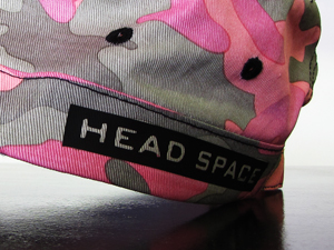 DJ Caps - Head Space Caps - Camo Pink Caps - Head Space Stores