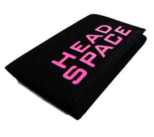 DJ Wallets - Clubbing Wallets - Head Space Wallets - Head Space Stores