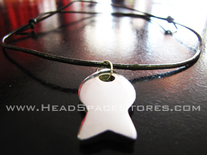 Aluminium Necklaces - Head Space Necklaces - Head Space Stores