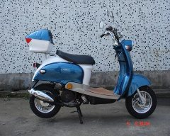 Venice 49cc Motor Scooter - 49cc Automatic Gas Scooter   For Sale Free  Shipping ( SM 1055 )