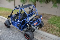 BMS 150cc Power buggy - Go Kart - Fully Automatic W-REVERSE! - FREE USA  DELIVERY ( GK 2059 )