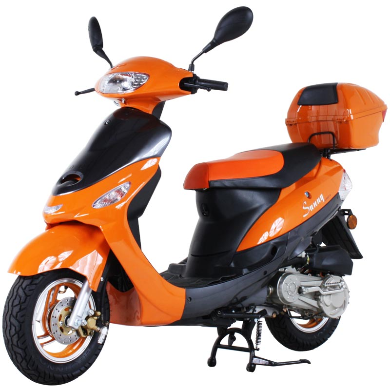 Countyimports Com Motorcycles Scooters Maui 49cc 50 Gas Motor