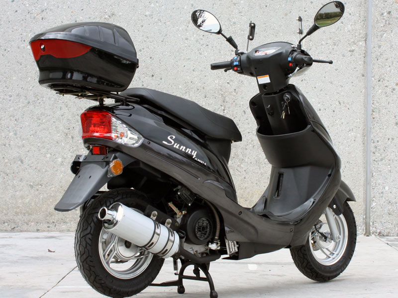 Sunny scooter manual for df150tkb