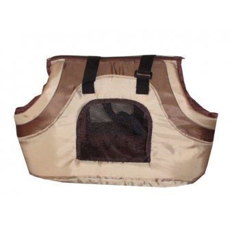 Oxford  Carrier - Khaki and Black