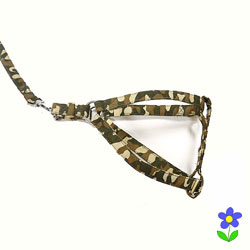 step in EasyCLICK closure Harness in Camouflage