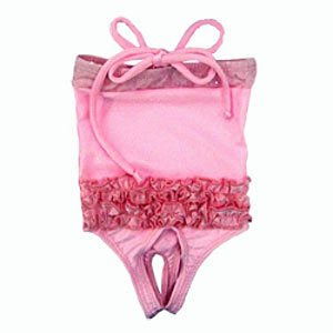 little lily Nicki dog swim Suit