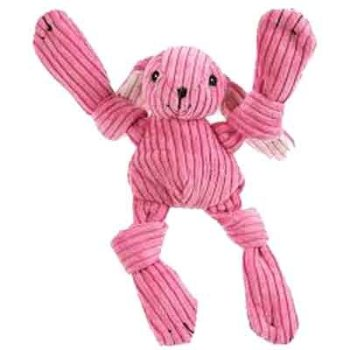 HuggleHound Knotties Bunny small plush Easter toy