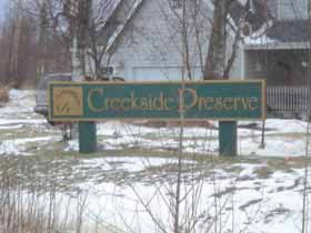 Creekside Preserve Homes for Sale