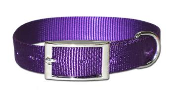 Leather Brothers One-Ply Nylon Dog Collar