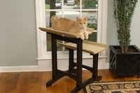 Mr. Herzher Cat Furniture Craftsman Series Double Seat
