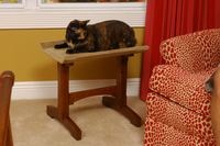 Mr. Herzher Cat Furniture Craftsman Series Single Seat
