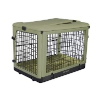 Pet Gear The Other Door Dog Crate Sage