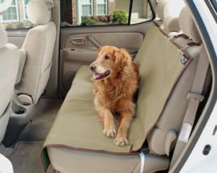 Solvit Waterproof Bench Seat Cover for Pets