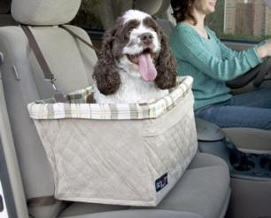 Solvit Extra Large Tagalong Pet Booster Seat