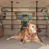 Automobile Barrier for Pets - 6 Bar