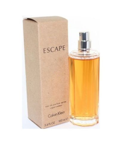 ESCAPE BY CALVIN KLEIN WOMEN 3.3 / 3.4 OZ EDP SPRAY NEW