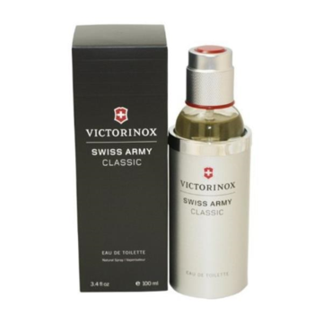 Swiss Army Classic By Victorinox For Men -3.4oz/100ml -Edt/Spr -Brand New In Box