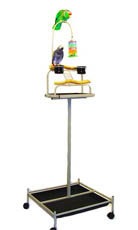 Mango Pet Power Tower playstand for pet birds