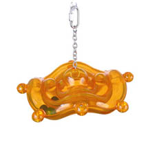 Silly Saucer rhythm bird toy by Nature's Instinct for smalll birds